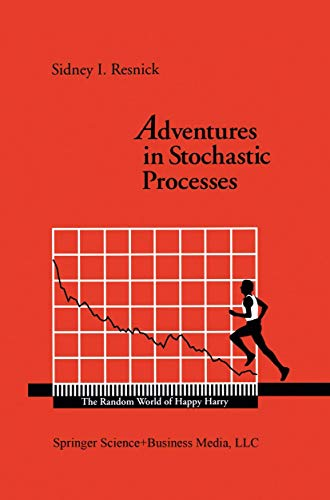 9780817635916: Adventures in Stochastic Processes
