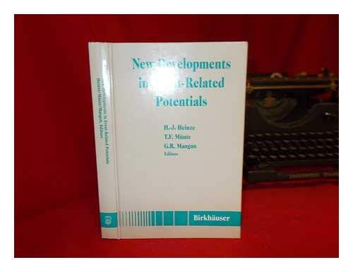 9780817636692: New Developments in Event-Related Potentials