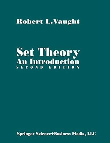 9780817636975: Set Theory: An Introduction
