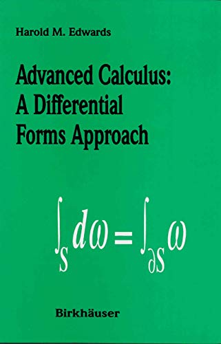 9780817637071: Advanced Calculus: A Differential Forms Approach