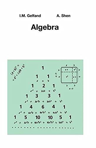 9780817637378: Algebra