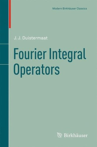 9780817638214: Fourier Integral Operators