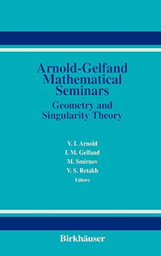 9780817638832: The Arnold-Gelfand Mathematical Seminars