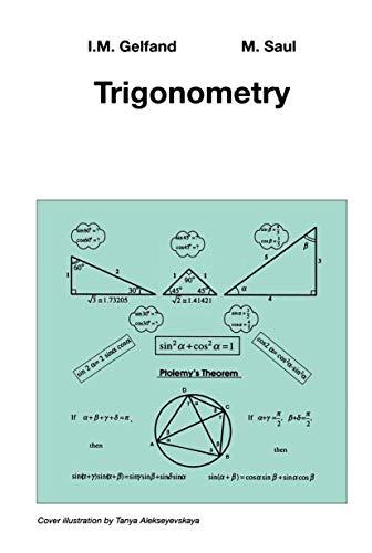 9780817639143: Trigonometry (Gelfand Mathematical Seminar Series)