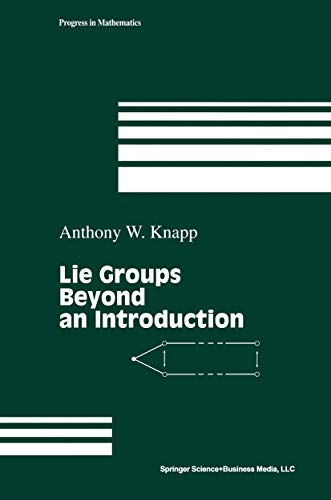 9780817639266: Lie Groups beyond an Introduction (Progress in Mathematics, Vol 140)