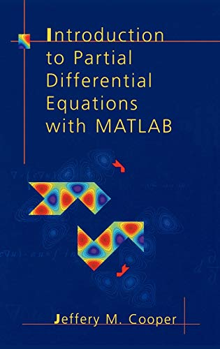 9780817639679: Introduction to Partial Differential Equations with MATLAB (Applied and Numerical Harmonic Analysis)