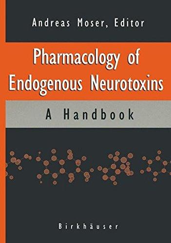 9780817639938: Pharmacology of Endogenous Neurotoxins