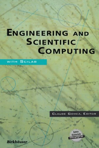 9780817640095: Engineering and Scientific Computing with Scilab