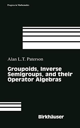 9780817640514: Groupoids, Inverse Semigroups, and their Operator Algebras (Progress in Mathematics)