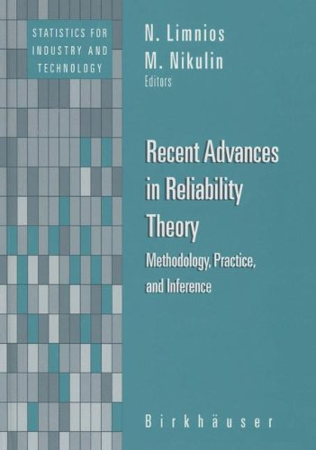 9780817641351: Recent Advances in Reliability Theory: Methodology, Practice and Inference (Statistics for Industry and Technology)
