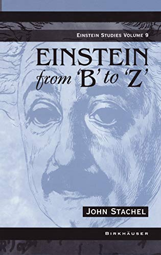 9780817641436: Einstein from 'B' to 'Z'