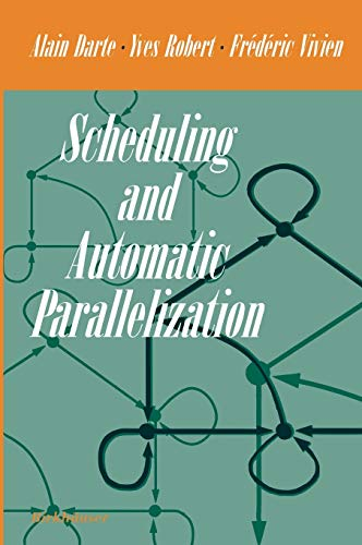 9780817641498: Scheduling and Automatic Parallelization