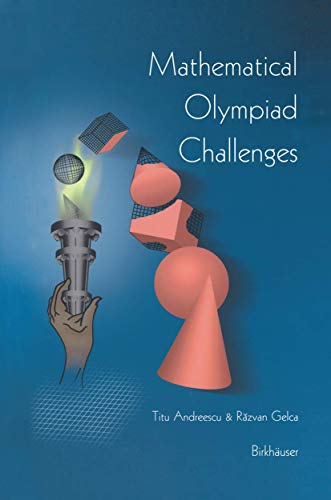 9780817641900: Mathematical Olympiad Challenges