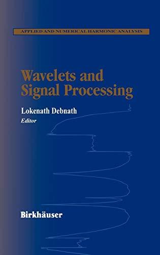 9780817642358: Wavelets & Signal Processing