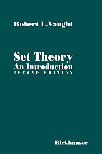 9780817642563: Set Theory: An Introduction