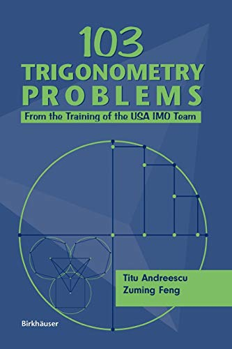 9780817643348: 103 Trigonometry Problems: From the Training of the USA IMO Team