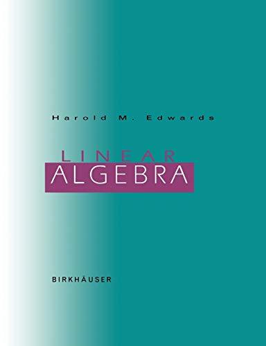 9780817643706: Linear Algebra