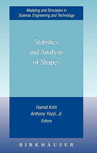 9780817643768: Statistics And Analysis of Shapes