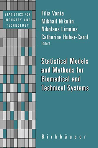 Statistical Models and Methods for Biomedical and Technical Systems (Hardback)