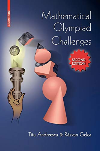 9780817645281: Mathematical Olympiad Challenges