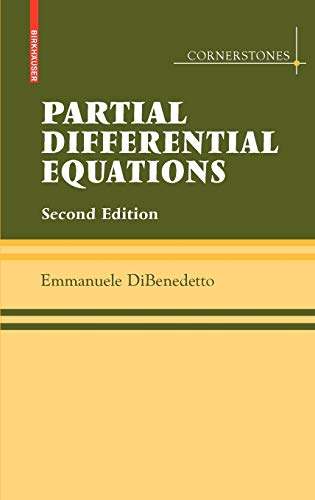 9780817645519: Partial Differential Equations