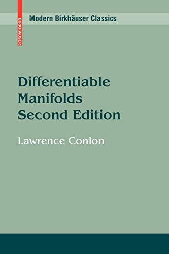 9780817647667: Differentiable Manifolds (Modern Birkhäuser Classics)