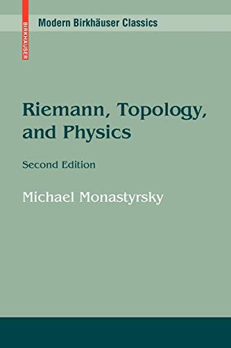 9780817647780: Riemann, Topology, and Physics