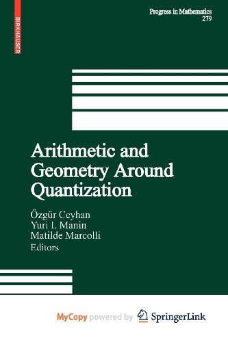 9780817648329: Arithmetic and Geometry Around Quantization