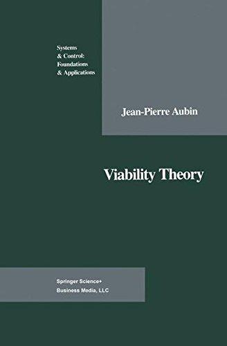 9780817649098: Viability Theory (Modern Birkhäuser Classics)