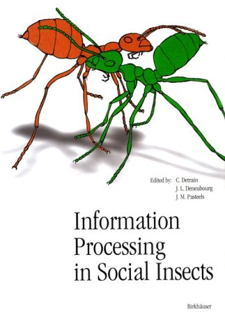9780817657925: Information Processing in Social Insects