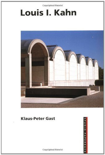 9780817659646: Louis I. Kahn (Studio Paperback)