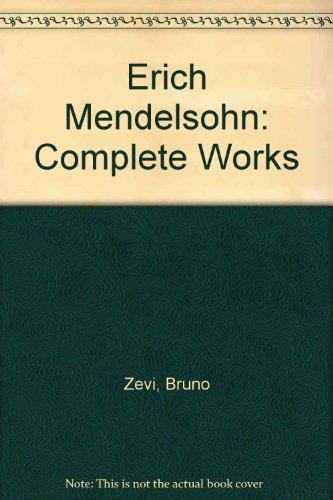 9780817659752: Erich Mendelsohn: Complete Works