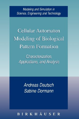 9780817670627: Cellular Automaton Modeling of Biological Pattern Formation