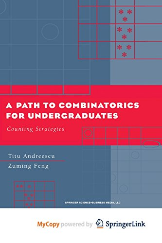 9780817681555: A Path to Combinatorics for Undergraduates: Counting Strategies