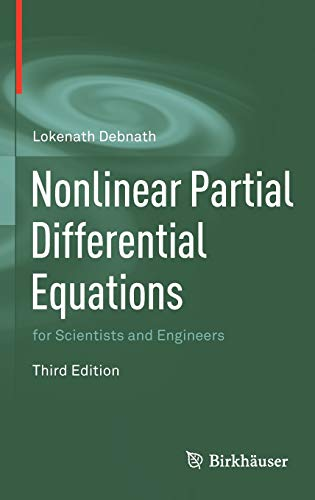 9780817682644: Nonlinear Partial Differential Equations for Scientists and Engineers