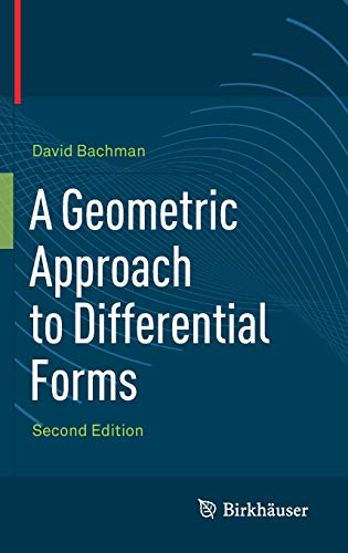 9780817683030: A Geometric Approach to Differential Forms