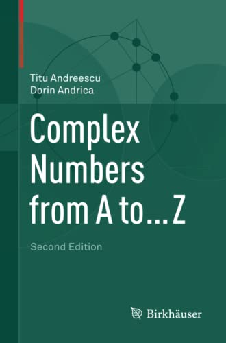 9780817684143: Complex Numbers from a to ... Z