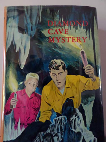 Diamond Cave Mystery (0817840427) by Franklin Folsom