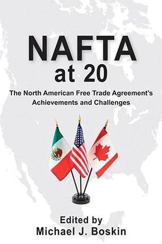 9780817918156: NAFTA at 20: The North American Free Trade Agreement's Achievements and Challenges
