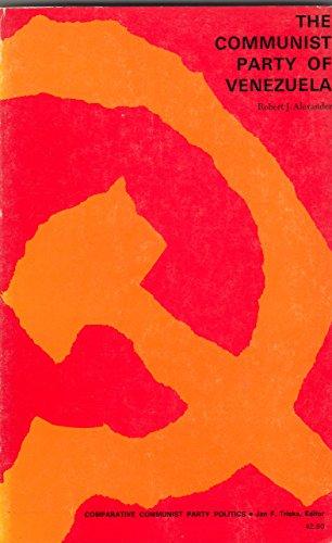 Communist Party of Venezuela: Robert J. Alexander