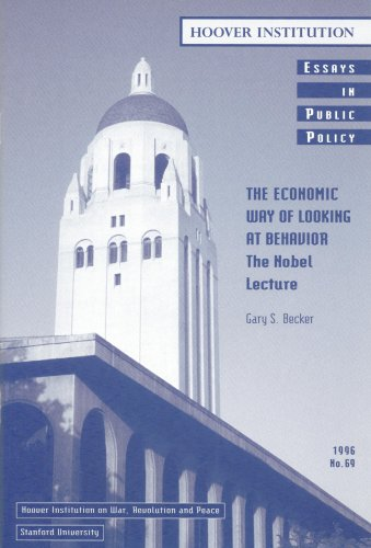 hoover essay public policy political money