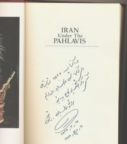 9780817966416: Iran under the Pahlavis (Hoover Institution publication ; 164)