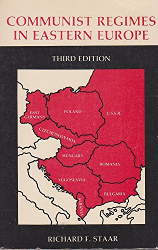 9780817967123: The Communist Regimes in Eastern Europe