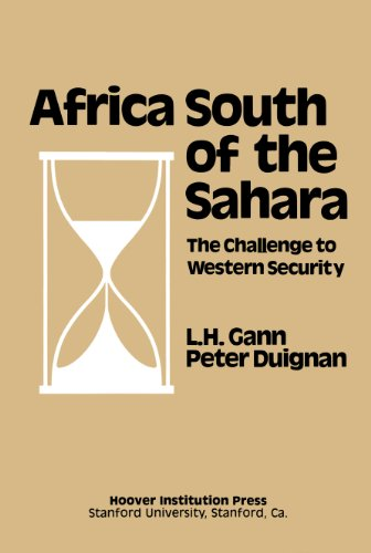 9780817973827: Africa South of the Sahara: The Challenge to Western Security (Hoover Institution Press Publication)