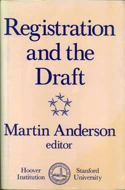 9780817974213: Registration and the Draft (Hoover Institution Press Publication)