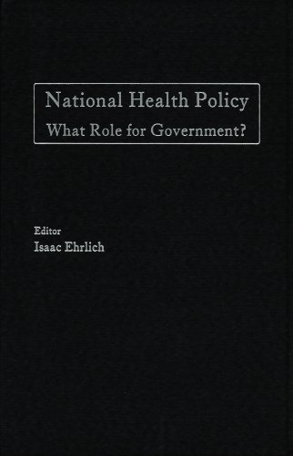 9780817976514: National Health Policy: What Role for Government? (Hoover Inst Press Publication)