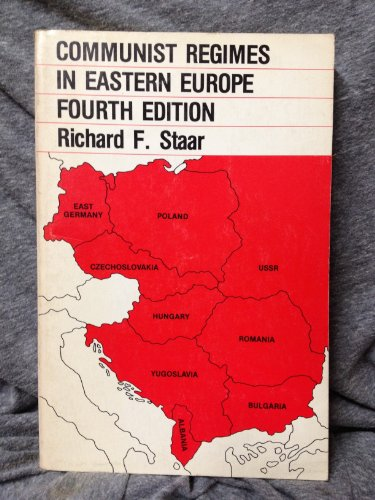 9780817976927: Communist Regimes in Eastern Europe (Hoover Press publication)