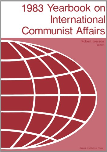 9780817978617: Yearbook on International Communist Affairs: 1983 Parties and Revolutionary Movements