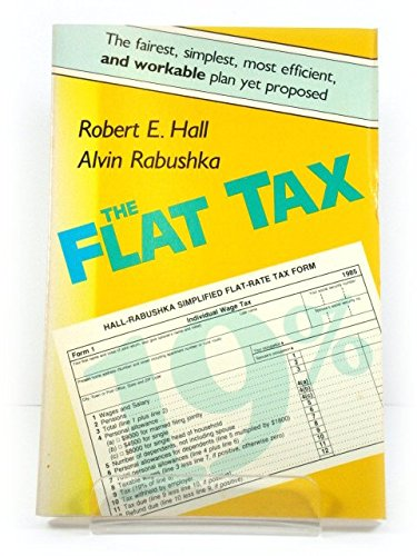 9780817982225: The Flat Tax (Publication Series, No 322)