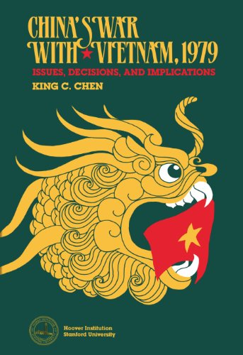 9780817985721: China's War with Vietnam, 1979: Issues, Decisions, and Implications
